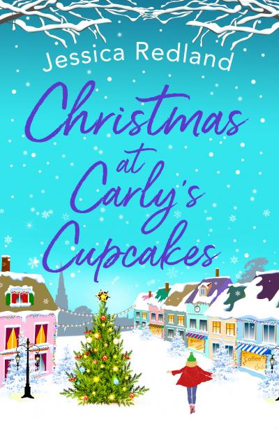 Christmas at Carly's Cupcakes is published
