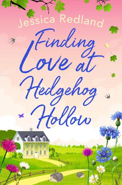 Finding Love at Hedgehog Hollow is published
